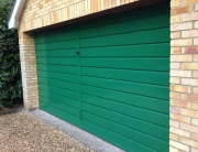Garage Door Painting