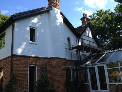 Exterior Decorating in Camberley