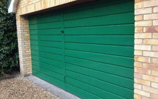 garage door painting yateley