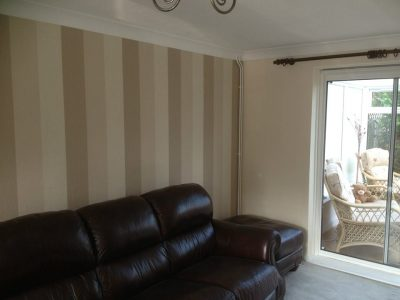 Wallpapering Yateley